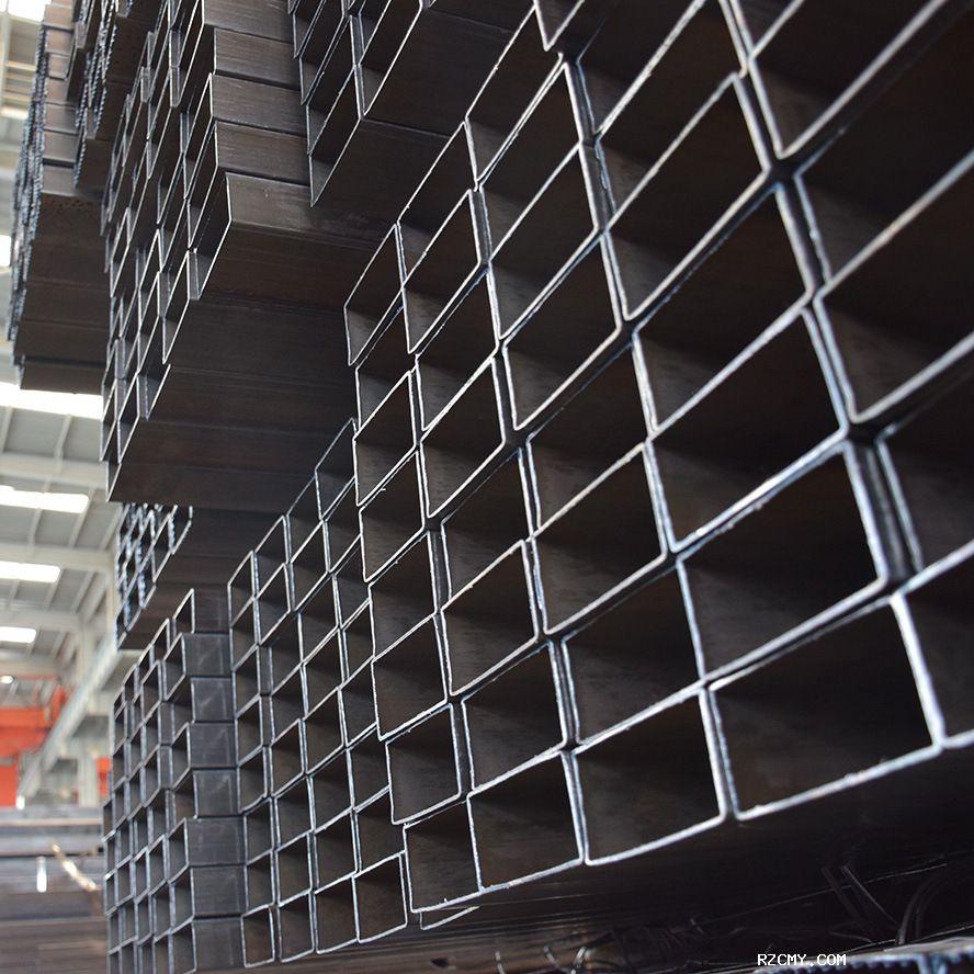 矩形管50*100,不锈钢矩形管钢材
